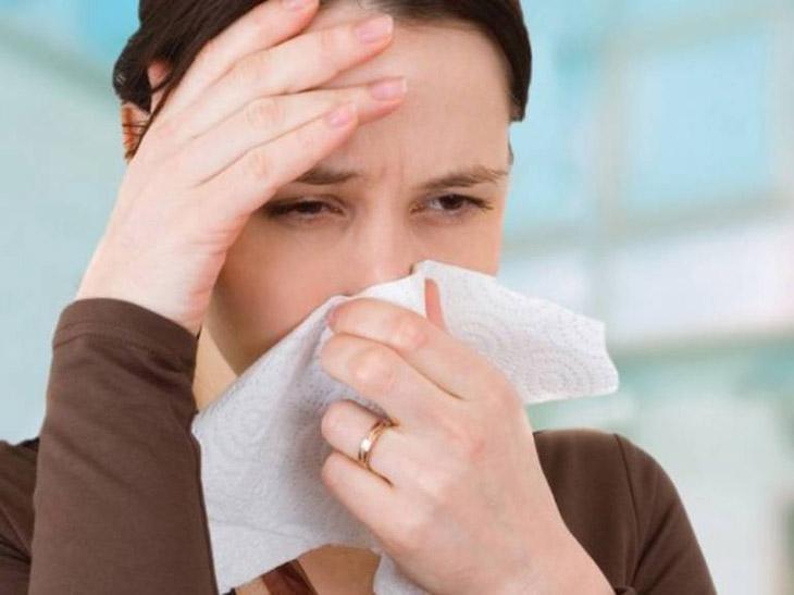 Viêm mũi dị ứng gây ra nhiều khó chịu, bất tiện trong cuộc sống