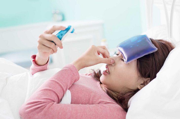 Viêm mũi dị ứng máy lạnh có thể gây ra nhiều biến chứng cho người bệnh