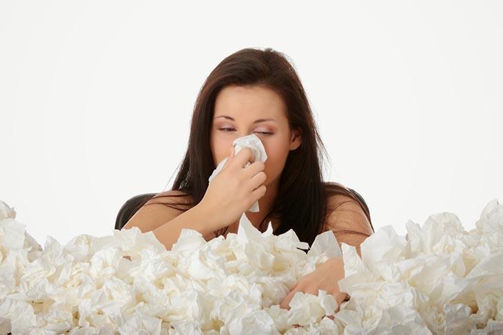 Viêm mũi dị ứng theo mùa có thể xảy ra ở bất kỳ đối tượng nào