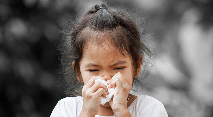 Viêm mũi dị ứng ở trẻ là bệnh lý dễ gặp nhưng khó chữa khỏi hoàn toàn