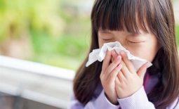 Triệu chứng viêm mũi xuất tiết ở trẻ