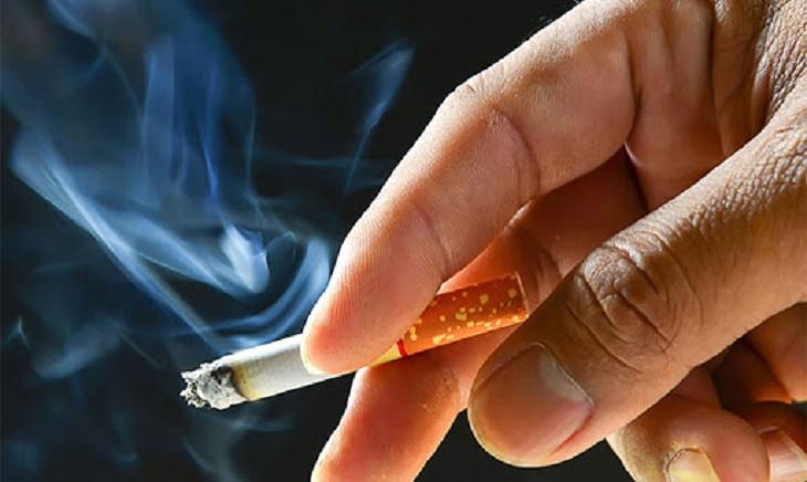 Khói thuốc lá có thể làm giảm thính lực