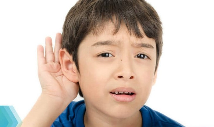 Viêm tai giữa ứ dịch ở trẻ em có thể gây mất thính lực