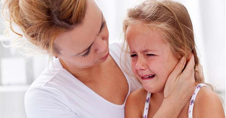 Không chỉ khiến trẻ cảm thấy khó chịu, đau đớn, bệnh lý này còn ảnh hưởng nghiêm trọng đến sức khỏe trong tương lai
