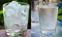 Viêm xoang uống nước đá được không? [Cập nhật 2020]