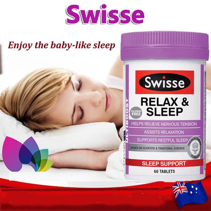 Thực phẩm chức năng hỗ trợ điều trị mất ngủ