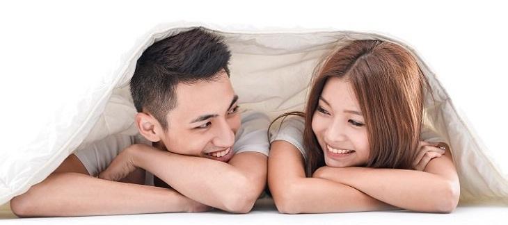 Quan hệ tình dục lành mạnh để cải thiện chất và số lượng tinh trùng