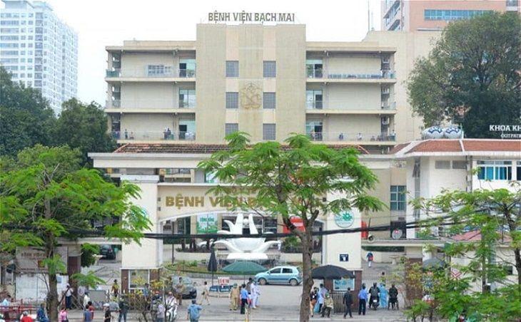 Bệnh viện Bạch Mai là địa chỉ uy tín để xét nghiệm vi khuẩn HP
