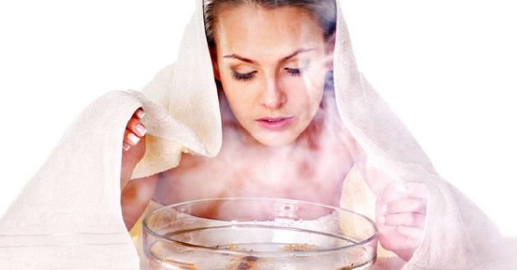 Xông hơi đúng cách để điều trị viêm mũi dị ứng