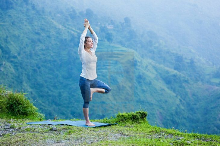 Yoga chữa viêm mũi dị ứng có hiệu quả?