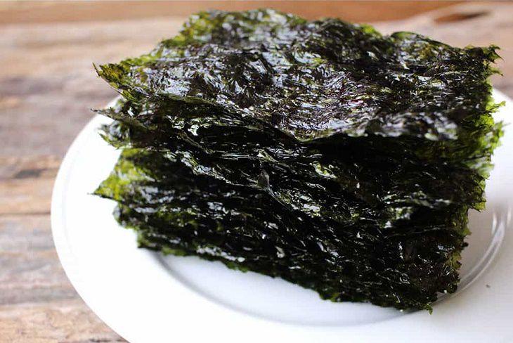 Rong biển có thể làm hết mụn rộp sinh dục không?