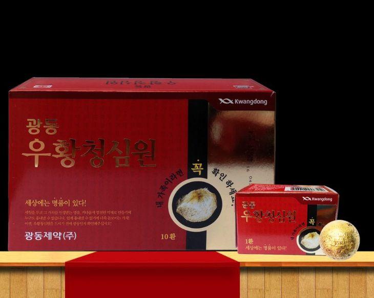 Kwangdong có công dụng hỗ trợ điều trị rối loạn tiền đình hiệu quả