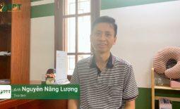 Anh Nguyễn Năng Lượng, Thái Bình