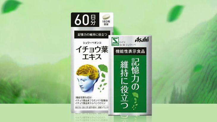 Asahi hỗ trợ giảm hoa mắt, chóng mặt, đau đầu do tiền đình
