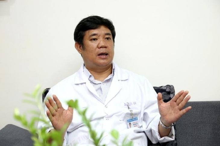 Bác sĩ chữa thoái hóa cột sống giỏi ở Hà Nội