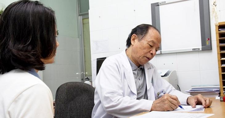 Danh sách bác sĩ chữa thoái hóa cột sống giỏi trên cả nước