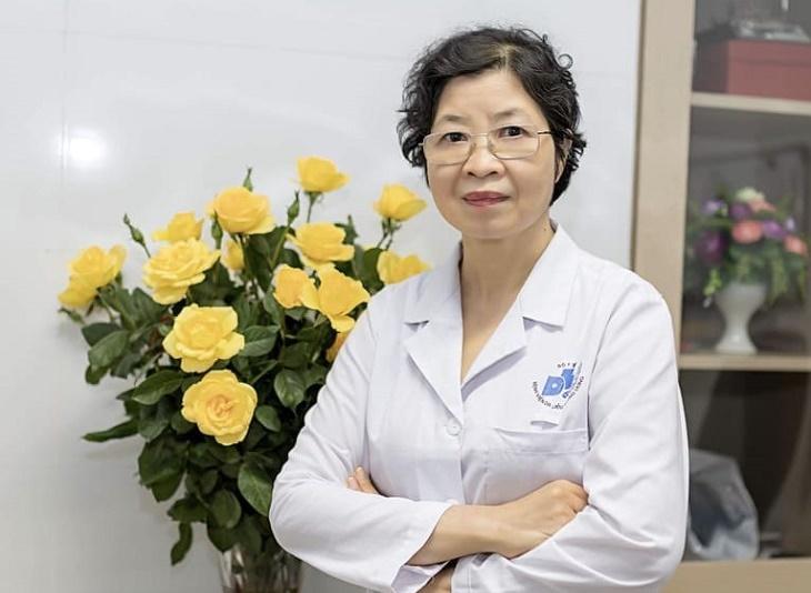 Bác sĩ chữa vảy nến giỏi Trần Lan Anh