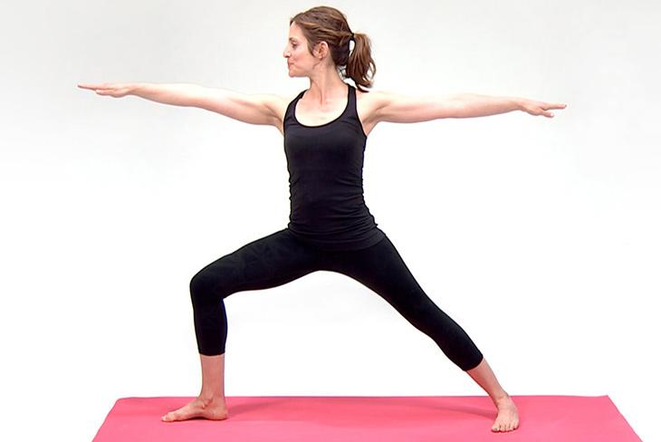 Bài tập Yoga hỗ trợ cải thiện rối loạn tiền đình tại nhà