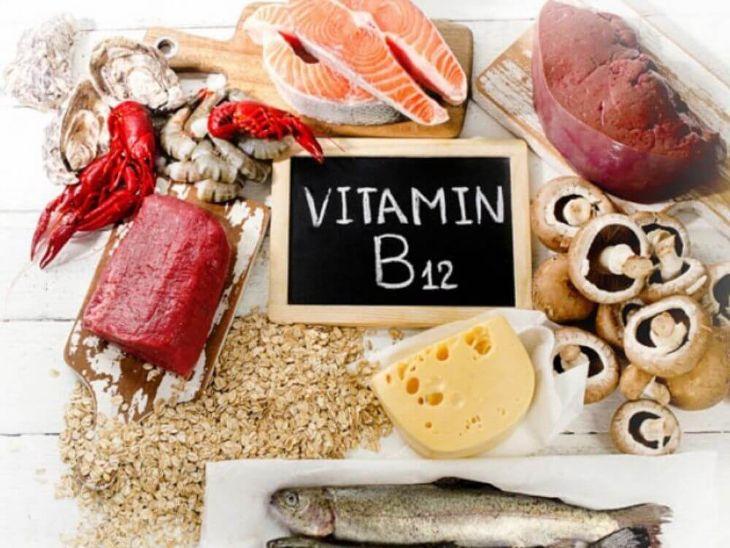Vitamin 12 có nhiều trong các loại hải sản, giúp bé phát triển trí não, cải thiện giấc ngủ