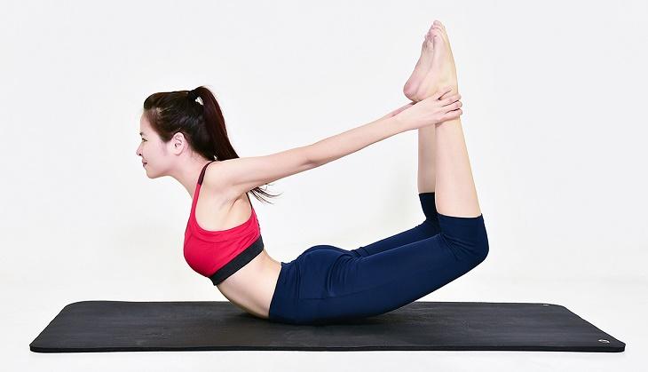 Tập yoga hỗ trợ lưu thông máu, tốt cho người bệnh trĩ