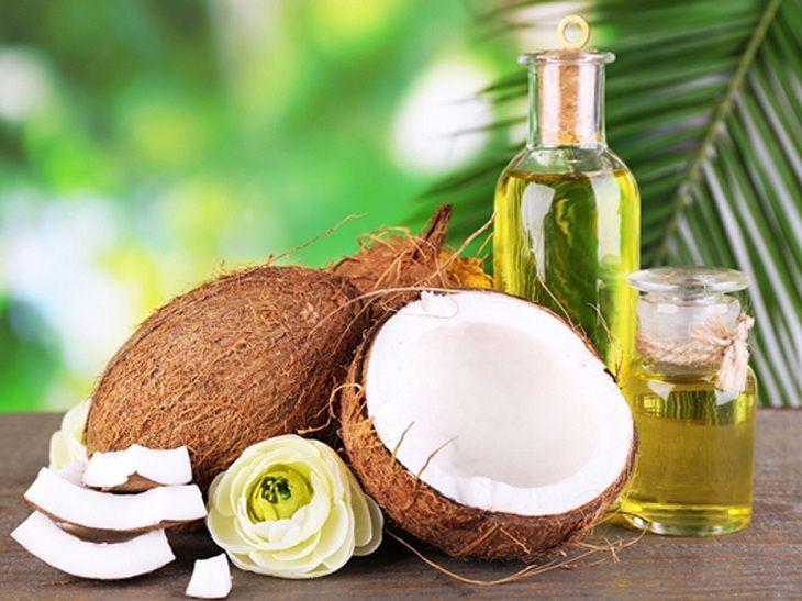 Sử dụng dầu dừa nhằm giảm triệu chứng của bệnh vảy nến