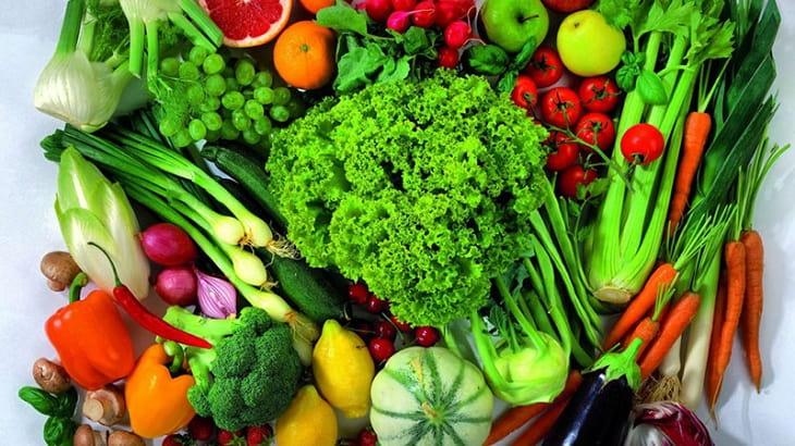 Một số loại rau nên ăn để giảm ngứa, mẩn đỏ