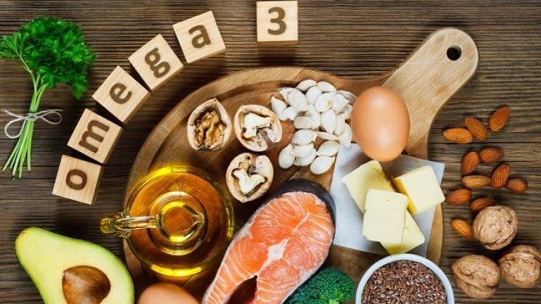 Thực phẩm giàu omega 3 tốt cho người bị phong ngứa