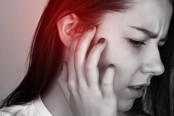 Viêm tai giữa có thể làm thính lực bị suy giảm