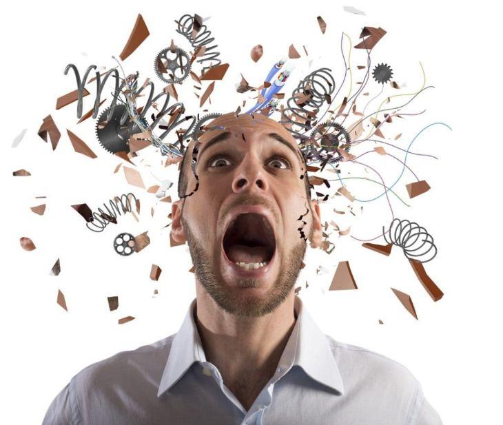 Căng thẳng và stress có thể là nguyên nhân gây rối loạn tiền đình ở nam giới