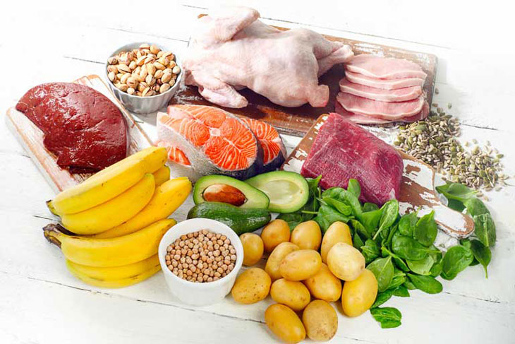 Thiết lập chế độ ăn uống hợp lý giúp tăng cường sức khỏe