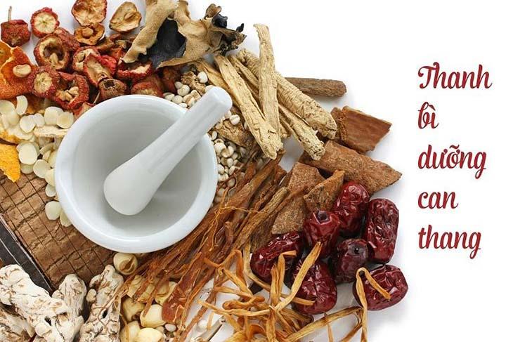 Thanh bì dưỡng can thang là một trong những bài thuốc Đông y chữa viêm da dầu nổi tiếng nhất hiện nay