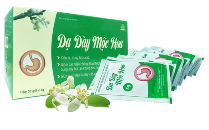 Thông tin chung về thuốc Dạ dày gia truyền Mộc Hoa