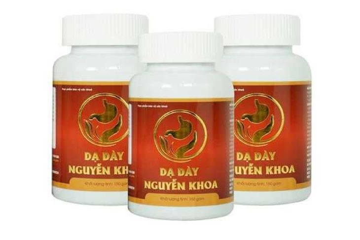 Một liệu trình điều trị thông thường sử dụng từ 1-2 hộp thuốc Nguyễn Khoa
