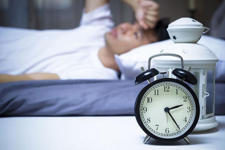 Rất dễ dàng nhận biết bệnh mất ngủ kéo dài