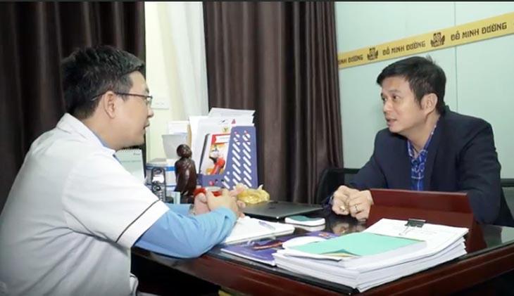 DV Lê Bá Anh chữa yếu sinh lý tại Đỗ Minh Đường