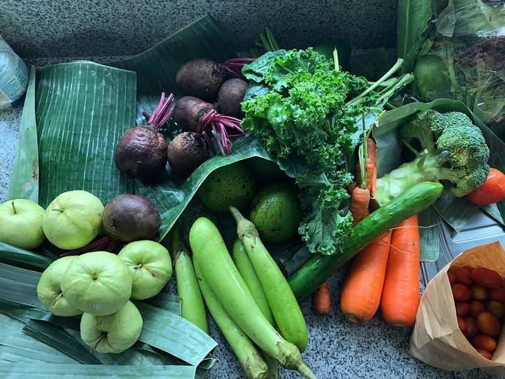 Ăn nhiều rau củ quả tốt cho sức khỏe và phòng ngừa bệnh trĩ