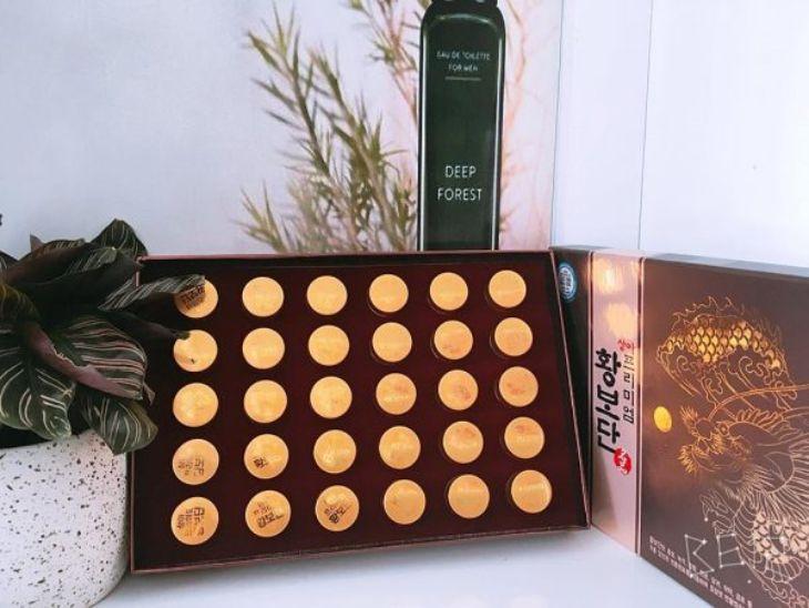Hoàng Bổ Tán là sản phẩm nổi tiếng của Hàn Quốc