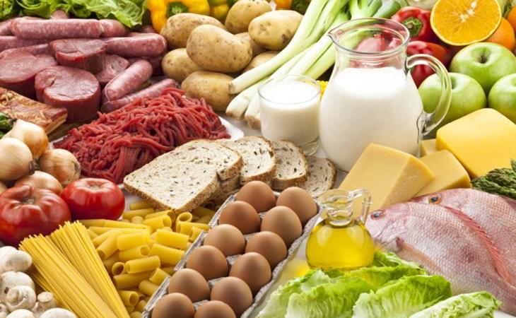 Thực đơn giàu chất dinh dưỡng hỗ trợ giảm nhẹ tình trạng bệnh