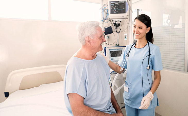 Cần chú ý chăm sóc bệnh nhân viêm dạ dày