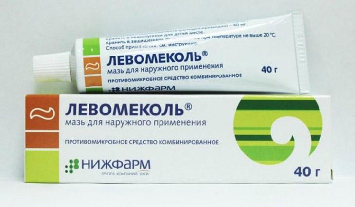 Kem Levomekol có giá thành ở mức trung bình nên được tiêu thụ nhiều trên thị trường