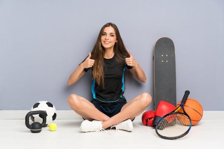 Tập luyện thể thao là cách tốt nhất để phòng tránh bệnh ợ chua, nâng cao sức khỏe