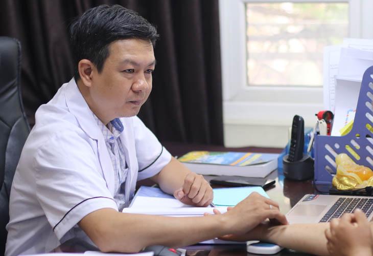Lương y Đỗ Minh Tuấn chữa yếu sinh lý