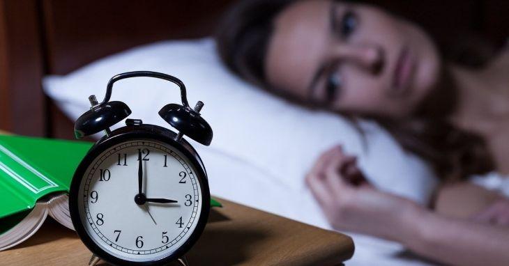 Do một số thành phần thuốc, uống thuốc giảm cân gây mất ngủ