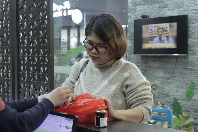 Chị Thanh chữa viêm lộ tuyến cổ tử cung tại Đỗ Minh Đường