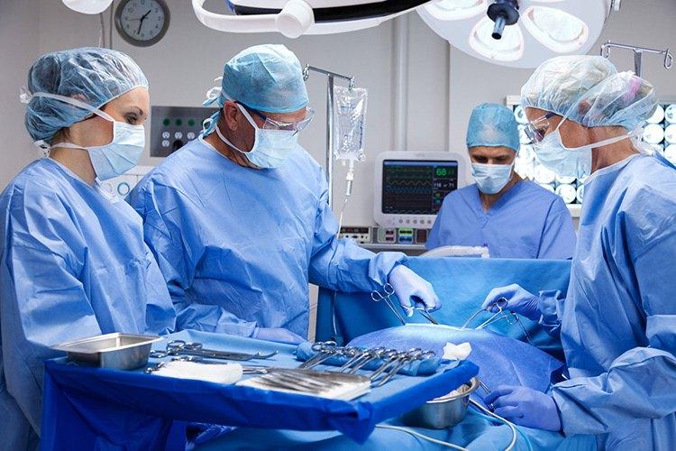 Phương pháp mổ thoát vị đĩa đệm là lựa chọn điều trị cuối cùng.