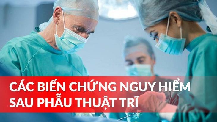 Những hệ lụy về sau người định phẫu thuật phải biết