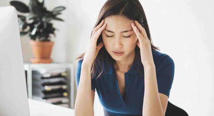 Hãy loại bỏ những suy nghĩ tiêu cực, căng thẳng để có một giấc ngủ trọn vẹn