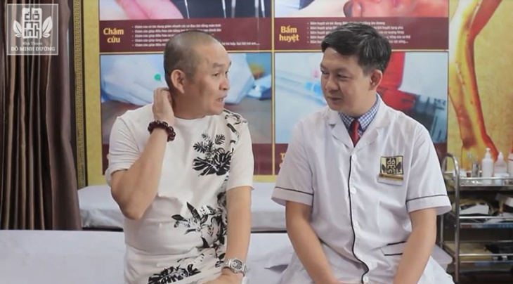 Nghệ sĩ Xuân Hinh và lương y Đỗ Minh Tuấn trả lời phỏng vấn BTV tapchidongy