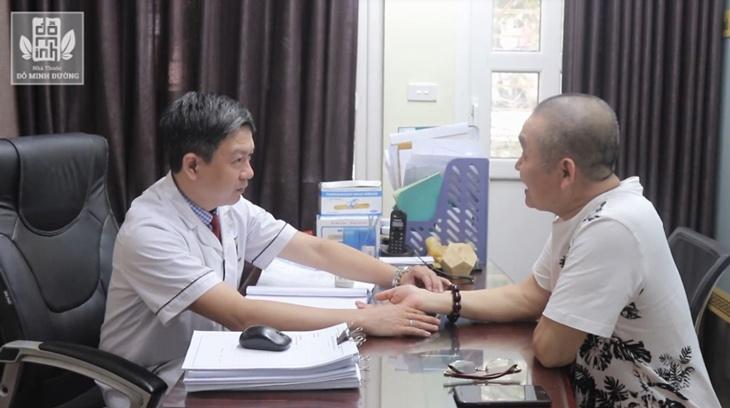 Nghệ sĩ Xuân Hinh tin tưởng sử dụng phác đồ Xương khớp Đỗ Minh