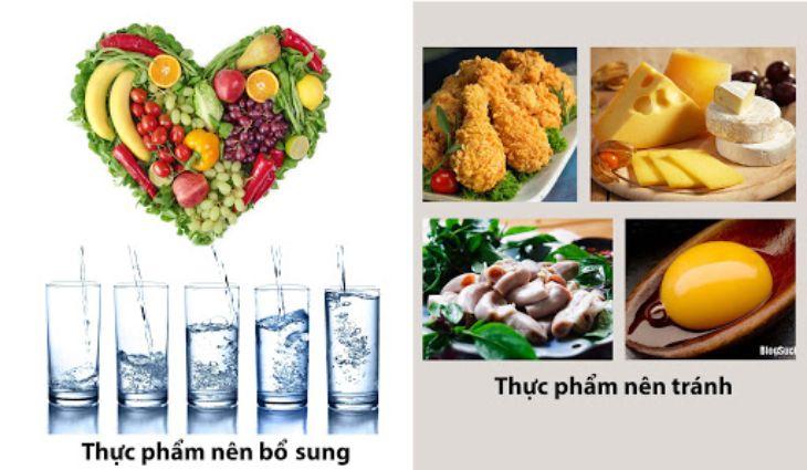 Chế độ dinh dưỡng đóng vai trò quan trọng trong phác đồ điều trị rối loạn tiền đình